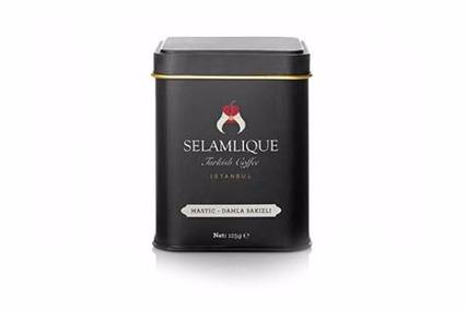 Мастичный кофе (Selamlique mastic)