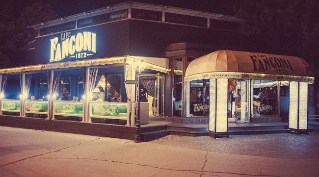 Fanconi Cafe