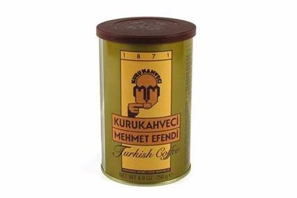 Турецкий кофе (Kurukahveci Mehmet Efendi)